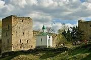 Изборск - один из древнейших русских городов. // Rata-News
