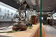 В экспозиции – более 300 аппаратов разных эпох. // telmuseum.ru
