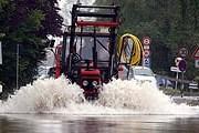 Юго-восток Германии затопило. // newsru.com