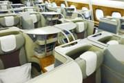 Бизнес-класс в Airbus A380 Emirates // Travel.ru