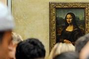 Новое освещение показывает оригинальные цвета картины. // Reuters