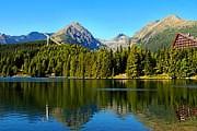 Татры доступны для туристов. // panoramio.com