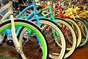 Велосипедистам в Минске будет комфортнее. // vk.com