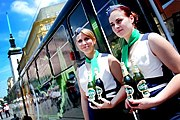 Пассажирам предложат разные сорта пива и закуски. // lidovky.cz