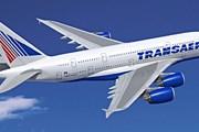 """Рейсы в Бургас выполняет авиакомпания """"Трансаэро"""". // aviarobox.ru"""