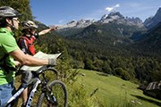 Италия ждет любителей активного отдыха в горах. // campigliodolomiti.it