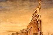 На выставке будут представлены павильоны разных лет. // ria.ru
