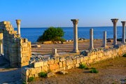 Древний город включен в Список ЮНЕСКО. // crimea-voyage.info