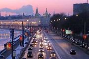 Туристы увидят самые живописные панорамы Москвы. // panoramio.com