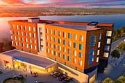 Отель будет расположен в живописном месте на берегу Нижнетагильского пруда. // rezidor.com