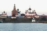 Лучше всего посещать Соловки в рамках круизов. // Travel.ru
