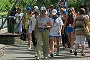 Экскурсия длится полтора часа. // moscowzoo.ru