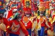 Колумбия отметит День независимости карнавалами. // colombia.su