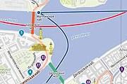 Карта содержит много полезной информации. // the-village.ru