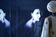Платье принцессы Маргарет – экспонат выставки. // yahoo.com