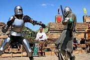 Посетители увидят рыцарские турниры. // festival-sudak.com