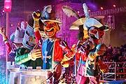Карнавал – яркое событие лета в Монако. // cityoutmonaco.com