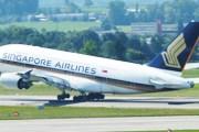 Самолет Singapore Airlines // Travel.ru