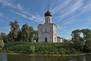 Суздаль - один из наиболее интересных городов России. // temples.ru