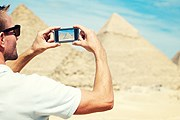 Туристы все равно едут в Египет. // iStockphoto / PeskyMonkey