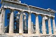 Греция привлекает и курортами, и памятниками. // greek.ru