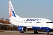 "Самолет авиакомпании ""Tрансаэро"" // Travel.ru"