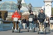 Экскурсия по Парижу на сигвеях // dosomethingdifferent.com