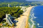 Албена - один из самых популярных курортов Болгарии. // bulgariancastles.com