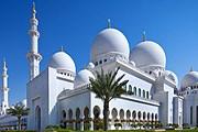 В Абу-Даби российские туристы проводят в среднем шесть ночей. // iStockphoto / Nikada