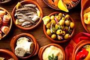 Рестораны предложат лучшие закуски. // costas-spain.perfecttravelblog.com