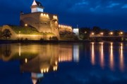 В Нарвском замке - интересная культурная программа. // iStockphoto