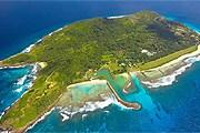Отель Fregate Island Private занимает целый остров. // fregate.com