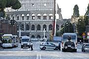 Проспект в центре Рима стал пешеходным. // ИТАР-ТАСС