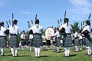Выступление волынщиков на Играх горцев // wikimedia.org