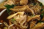 Шулэп - традиционный бурятский суп. // rezepty.ru
