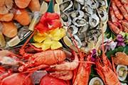 Основой праздников станут морепродукты. // seafoodcruise.com