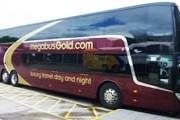 Спальный автобус Megabus Gold в Глазго // Travel.ru