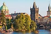 Саратовцы могут улететь в Прагу напрямую. // iStockphoto / Nikada
