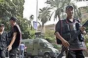 Каир заполнен полицией. // AFP