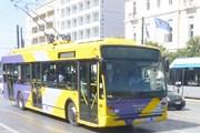 Троллейбус и трамвай в Афинах // Travel.ru