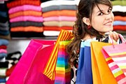 Chic Outlet Shopping предлагает мили за траты в магазинах. // iStockphoto