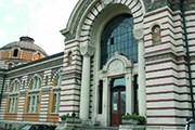 Музей откроется в здании Центральных минеральных бань. // newsbg.ru