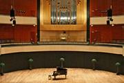 Концерты пройдут в Сибелиус-холле города Лахти. // sibeliustalo.fi
