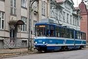 Таллинскому трамваю - 125 лет. // Ilmar Saabas
