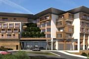 Новый отель примет первых гостей в конце года. // hoteldeluxes.com