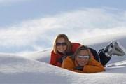 В Альпах прошли первые снегопады. // weissensee.com