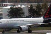 Самолет Brussels Airlines // Travel.ru