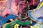 Фрагмент одной из работ Сталлоне. // hallart.ru