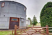 Зернохранилище The Corn Bin // freedomholidayhomes.co.uk