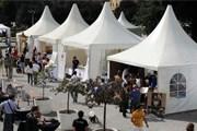 Посетители смогут отведать множество деликатесов. // foodparade.cz